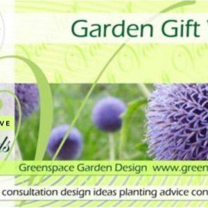 Garden Gift Voucher