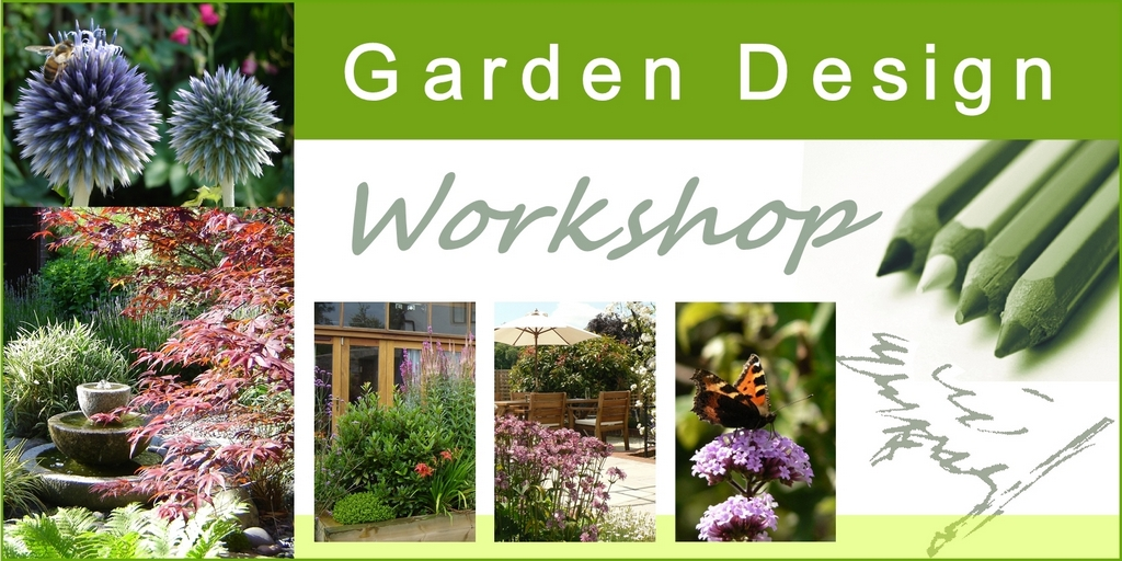 Greenspace Garden Design - Garden Design Workshop Banner