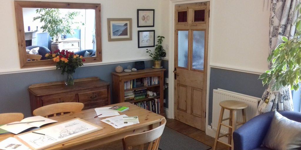 Greenspace Garden Design - Garden Studio Room
