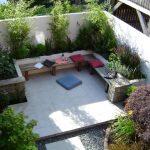 Contemporary Town Garden