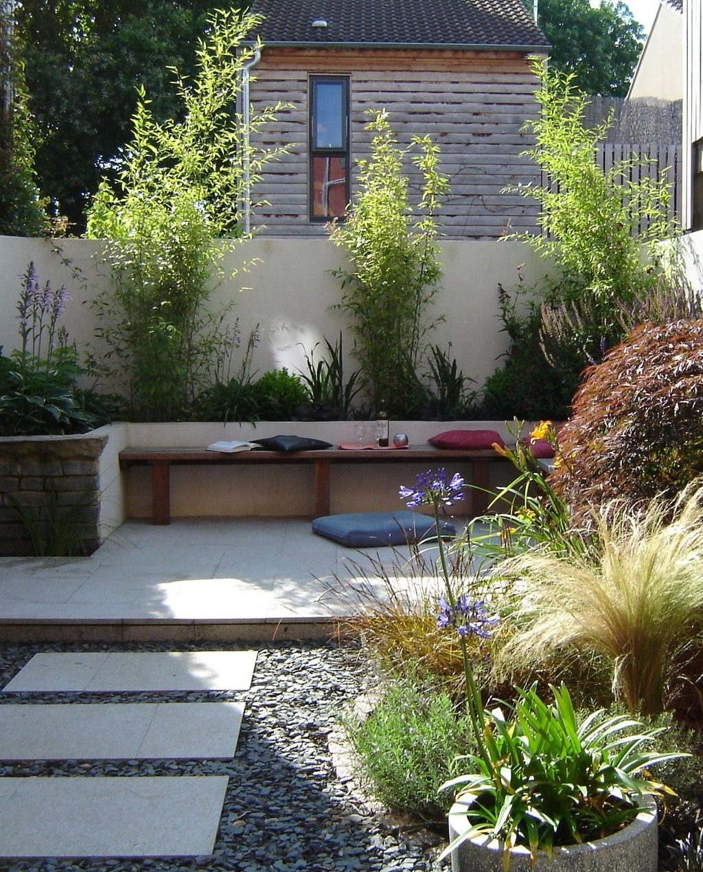 Contemporary Town Garden - Greenspace Garden Design
