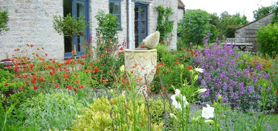 Country Garden Planting Design - Greenspace Garden Design
