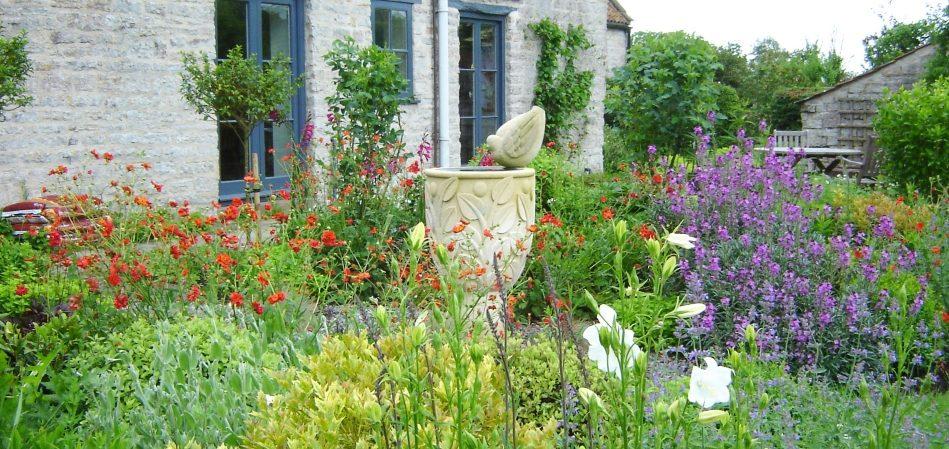 Country Garden Planting Design - Greenspace Garden Design
