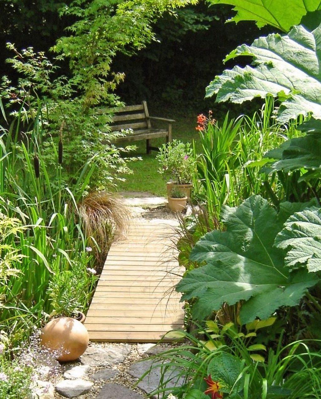 Greenspace Garden Design - Large Wildlife Garden - Pond after